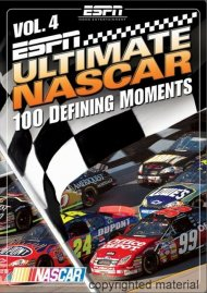ESPN Ultimate NASCAR Vol. 4: 100 Defining Moments