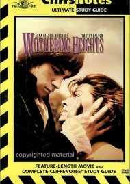 Wuthering Heights: Cliffs Notes Edition