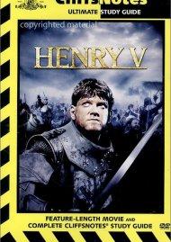 Henry V: Cliffs Notes Edition