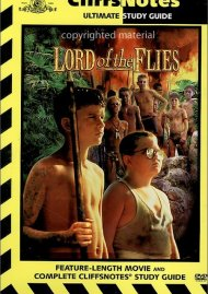Lord Of The Flies: Cliffs Notes Edition