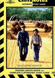 Of Mice And Men: Cliffs Notes Edition