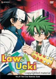 Law Of Ueki: Volume 9 - The Cold Survival Game