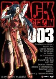 Black Lagoon: Volume 3 - Limited Edition