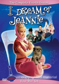 I Dream Of Jeannie: The Complete Fourth Season (Color)
