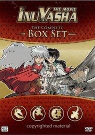 Inu-Yasha: Complete Movies Box Set