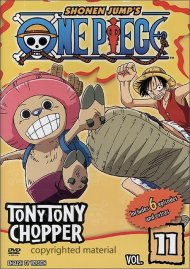 One Piece: Volume 11