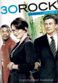 30 Rock: Season 1 - Volume 1