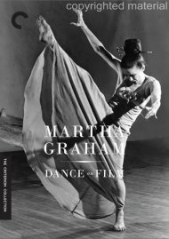 Martha Graham: Dance On Film - The Criterion Collection