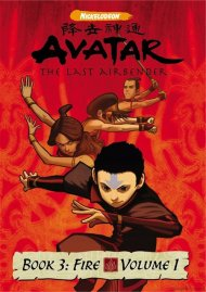 Avatar Book 3: Fire - Volume 1