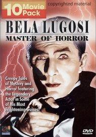 Bela Lugosi: Master Of Terror - 10 Movie Pack