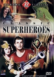 Classic Super Heroes Collection: 10 Movie Pack