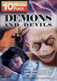Demons and Devils: 10 Movie Pack