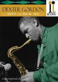 Jazz Icons: Dexter Gordon