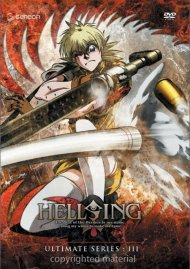Hellsing Ultimate: Volume 3