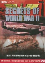Secrets Of World War II