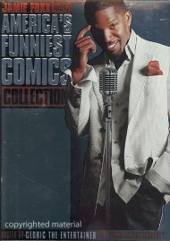 Jamie Foxx Presents Americas Funniest Comics Collection