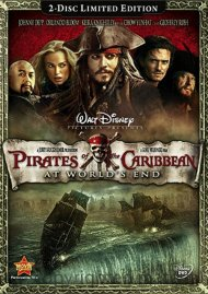 Pirates Of The Caribbean: At Worlds End - 2 Disc Special Edition