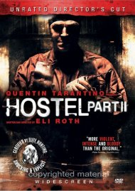 Hostel: Part II - Unrated Directors Cut