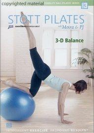 Stott Pilates: 3-D Balance