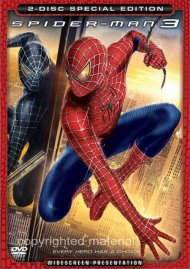 Spider-Man 3: 2 Disc Special Edition