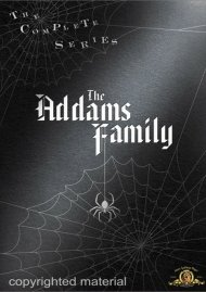 Addams Family, The: Complete Series Box Set
