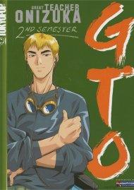 GTO: Great Teacher Onizuka - 2nd Semester