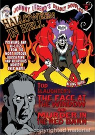 Johnny Legends Deadly Doubles Volume 2: Tod Slaughters Murder In The Red Barn / The Face At The Window