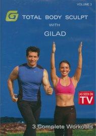 Gilad: Total Body Sculpt Workout 3