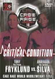 MaximumMMA Presents: Cage Rage 16 - Critical Condition