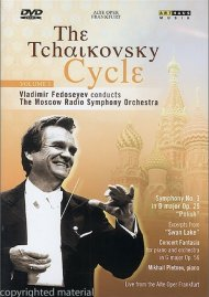 Tchaikovsky Cycle, The: Volume 3