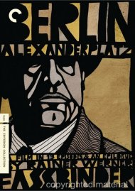 Berlin Alexanderplatz: The Criterion Collection