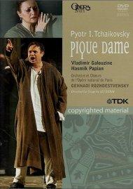 Pyotr I. Tchaikovsky: Pique Dame
