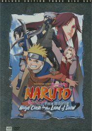 Naruto: The Movie - Ninja Clash In The Land Of Snow (Deluxe Edition - Steelbook)