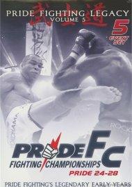 Pride FC: Pride Fighting Legacy - Volume 5