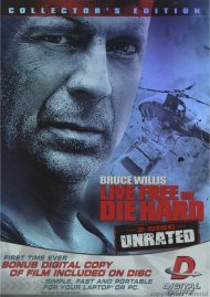Live Free Or Die Hard: Unrated Collectors Edition