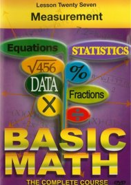 Basic Math: Measurement