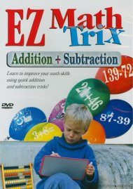 EZ Math Trix: Addition & Subtraction