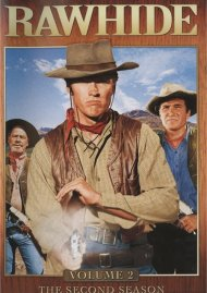 Rawhide: The Second Season - Volume 2
