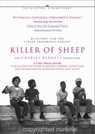 Killer Of Sheep: 2 Disc Special Edition