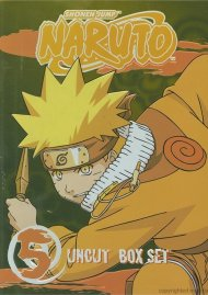 Naruto: Volume 5 - Box Set