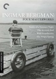 Ingmar Bergman: Four Masterworks - The Criterion Collection