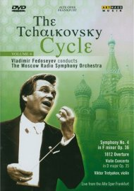 Tchaikovsky Cycle, The: Volume 4