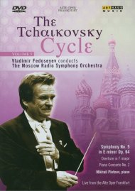Tchaikovsky Cycle, The: Volume 5