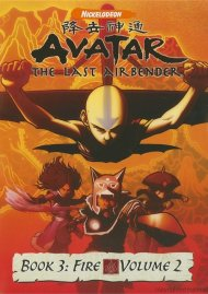 Avatar Book 3: Fire - Volume 2