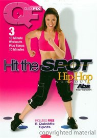 QuickFix: Hit The Spot - Hip Hop Workout