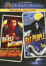 Beast Within, The / Bat People (Double Feature)