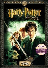 Harry Potter And The Chamber Of Secrets (Fullscreen)