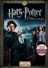 Harry Potter And The Goblet Of Fire (Fullscreen)