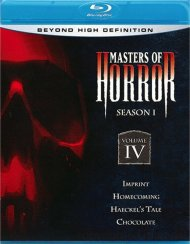 Masters Of Horror: Season One - Volume Four