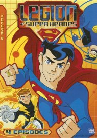 Legion Of Superheroes: Volume 2